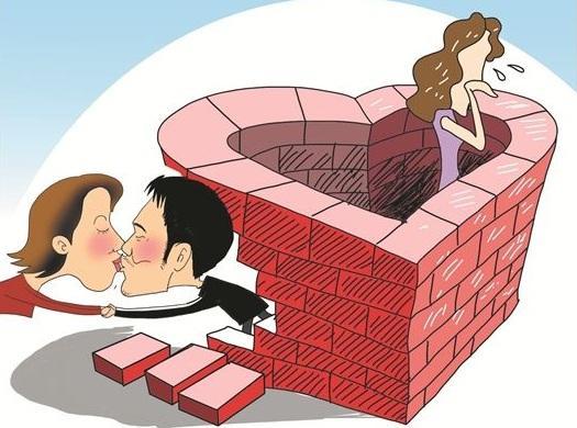 有婚外情离婚